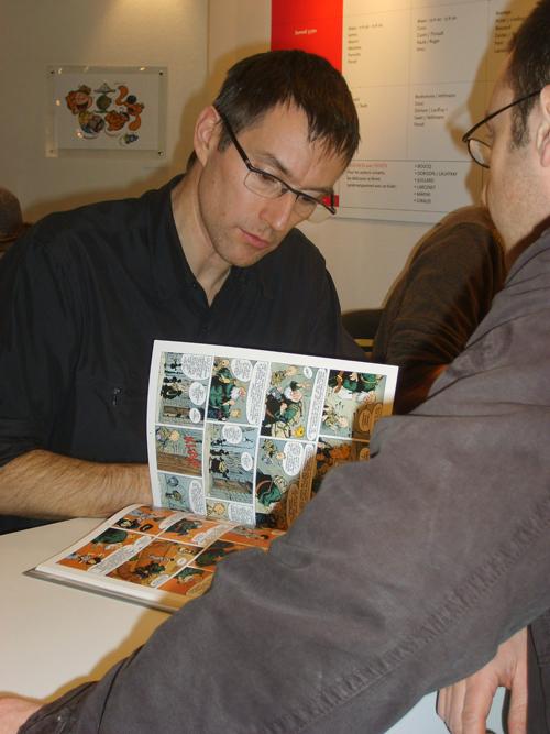 more photos d408d ab213 Les photos enfin !!!! - Angoulême 2009